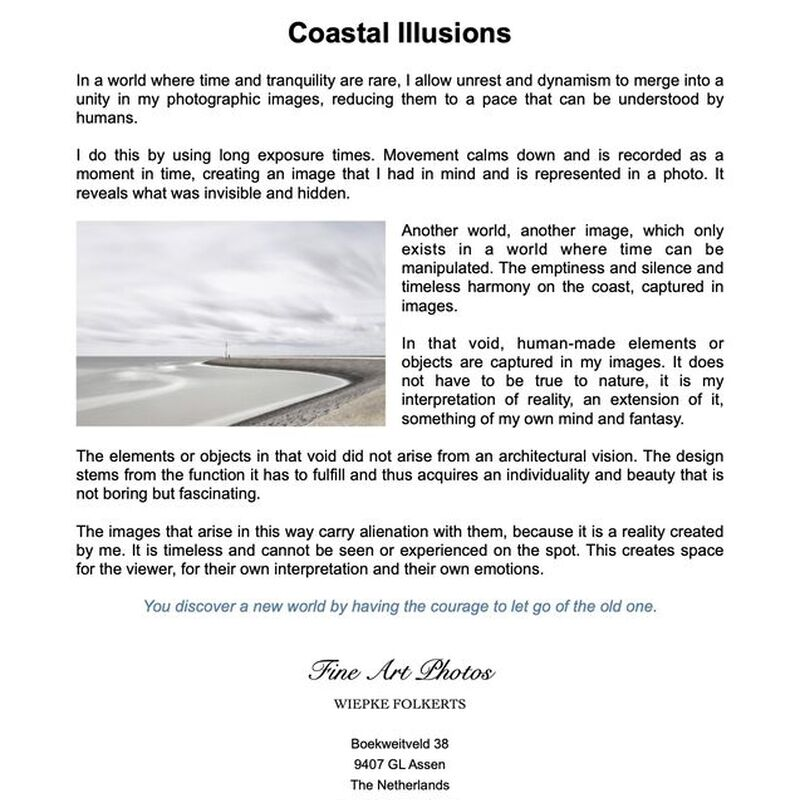 <strong>Flyer Coastal Illusions Engels</strong>
