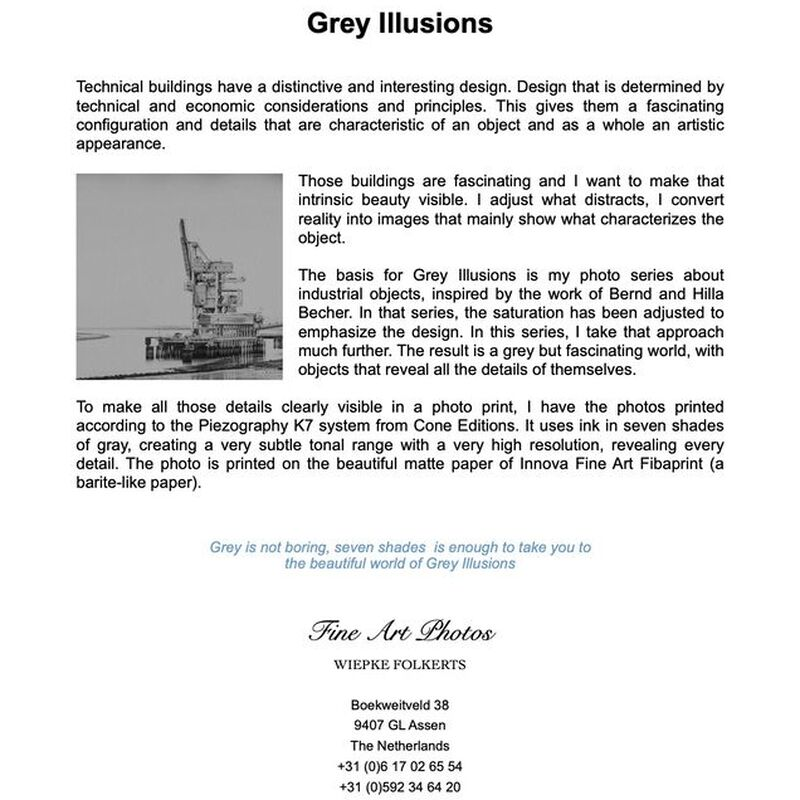 <strong>Flyer Grey Illusions English</strong>