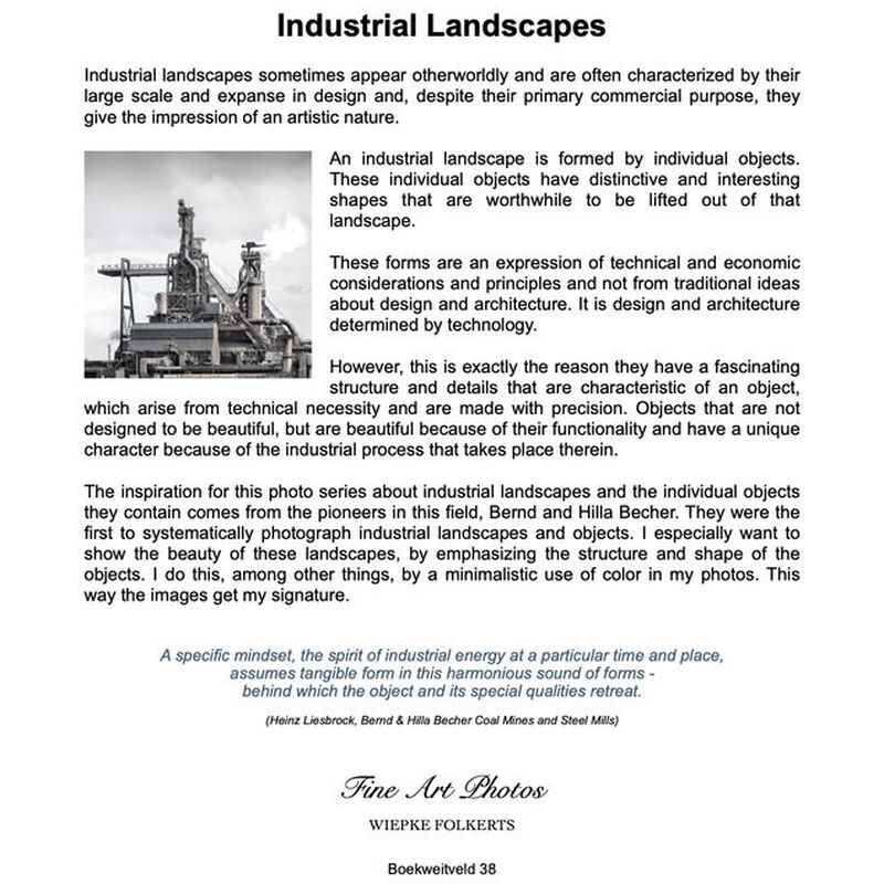 <strong>Flyer Industrial landscapes Engels</strong>